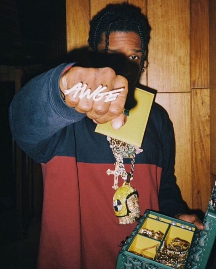 Pin by Evelyn on Flaquito Pretty flacko, Asap rocky