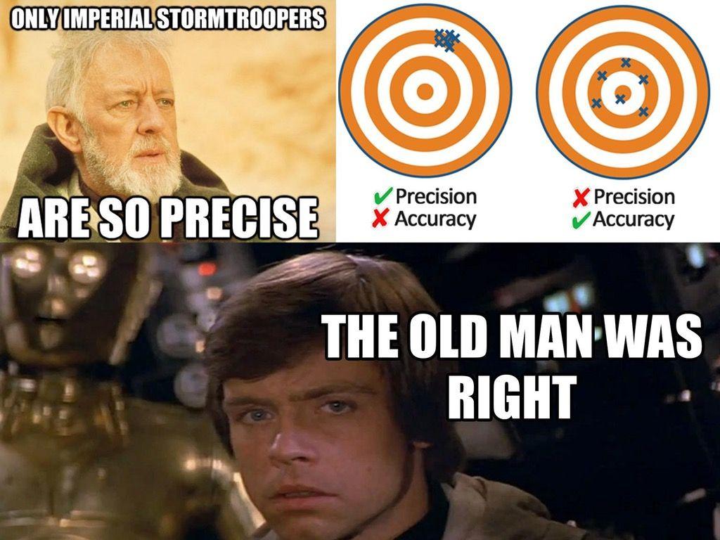Obi Wan Was Right All Along Sequelmemes Star Wars Facts Star Wars Jokes Funny Star Wars Memes