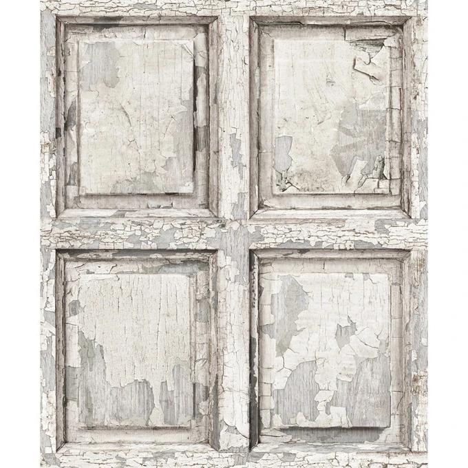 Papier Peint Boiserie Anglaise Antique – Taille : Taille Unique