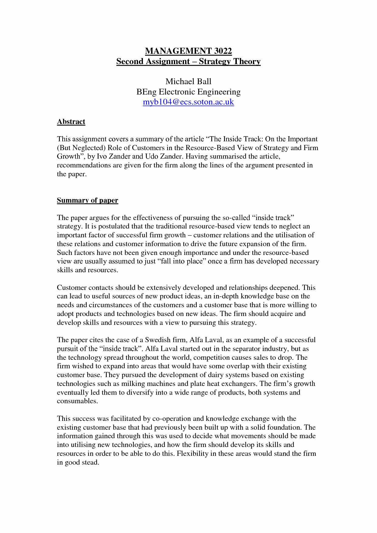 Pin By Leanne Wood On Project To Try Summary Writing Essay Example Letter Of Recommendation Sample Abstract