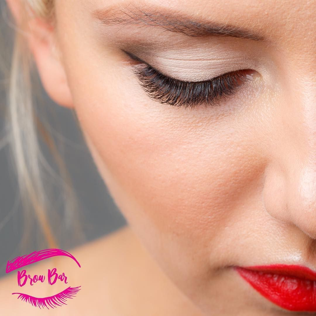 Receive full looking lashes without the hassle of mascara