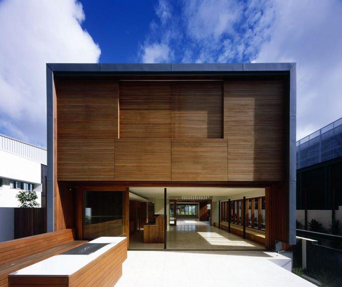 Elysium Residence by Richard Kirk Architect