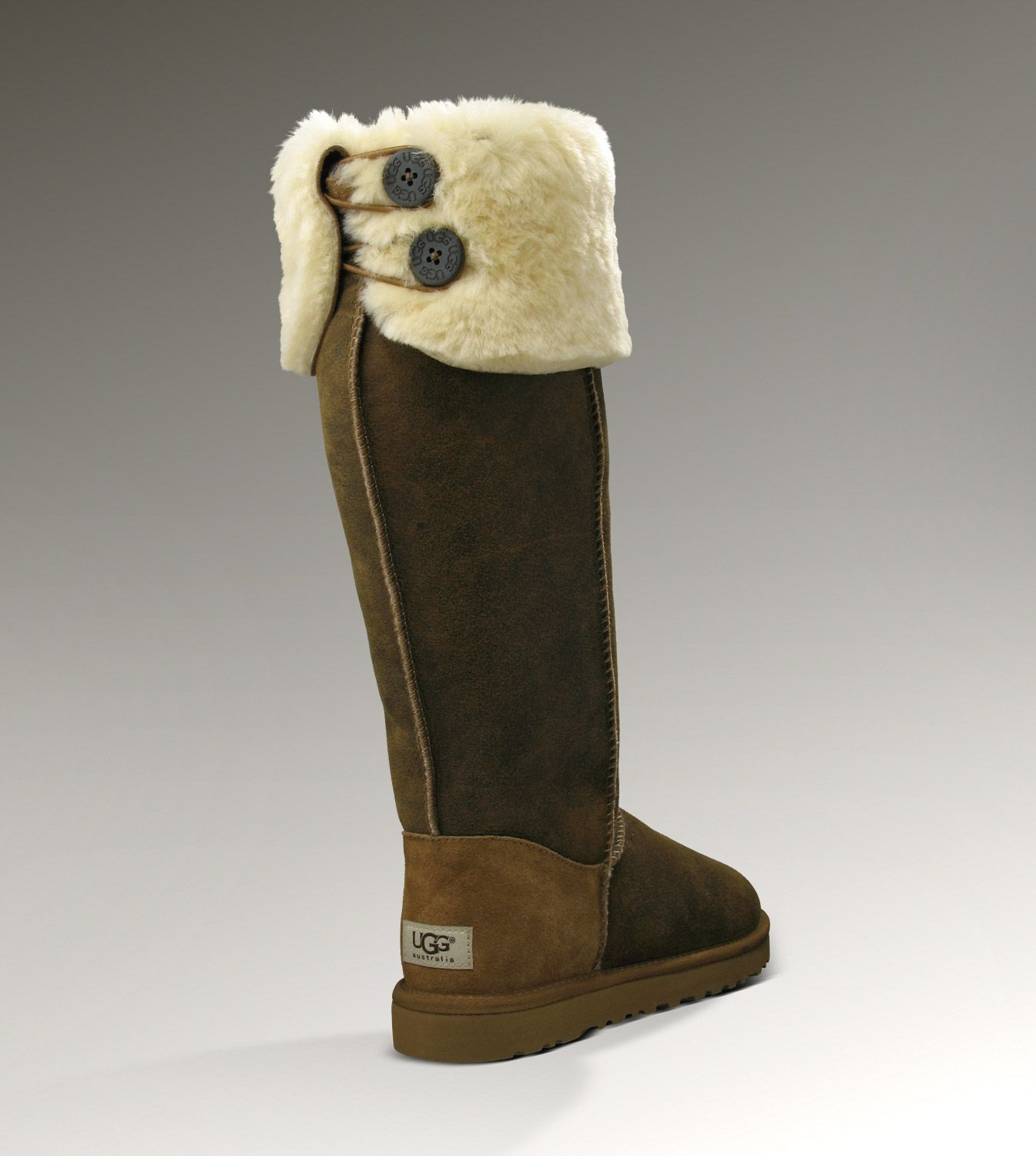 ugg 174 the knee bailey button for thigh high