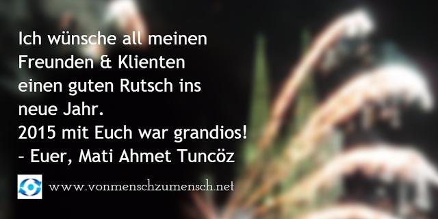 Mati Ahmet Tuncöz - Expert-Coach für Selbstfindung: Das Beste für Dich ....
