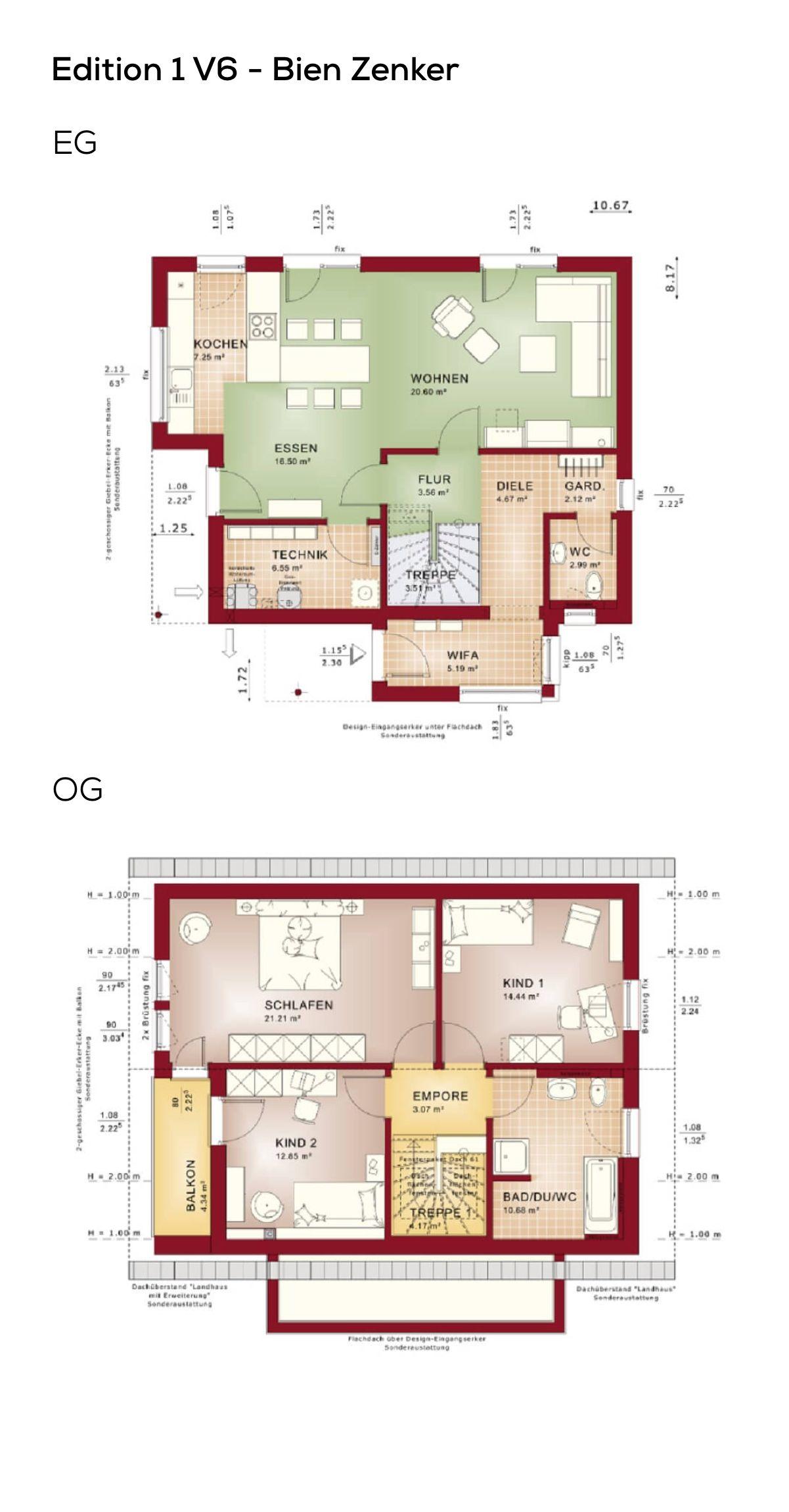 einfamilienhaus grundriss modern mit satteldach architektur 4 zimmer 125 qm wohnfl che. Black Bedroom Furniture Sets. Home Design Ideas