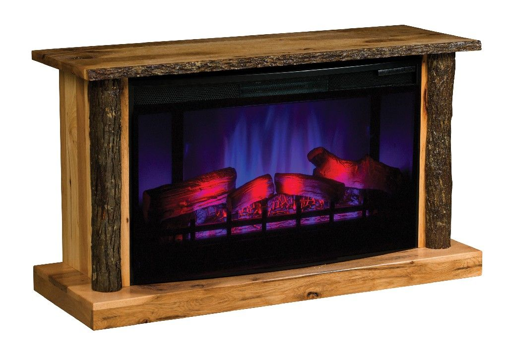 Columbus 43 5 Led Fireplace With Log Trim Chelsea Home