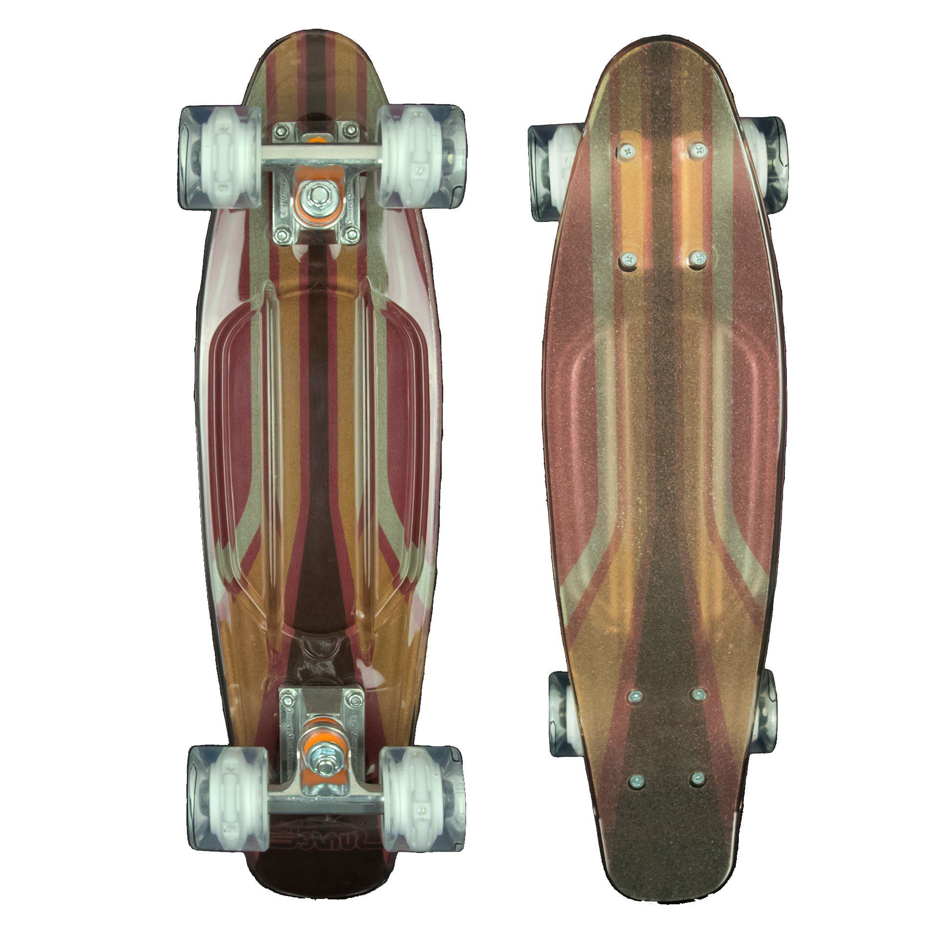 Twin Nose Skateboard