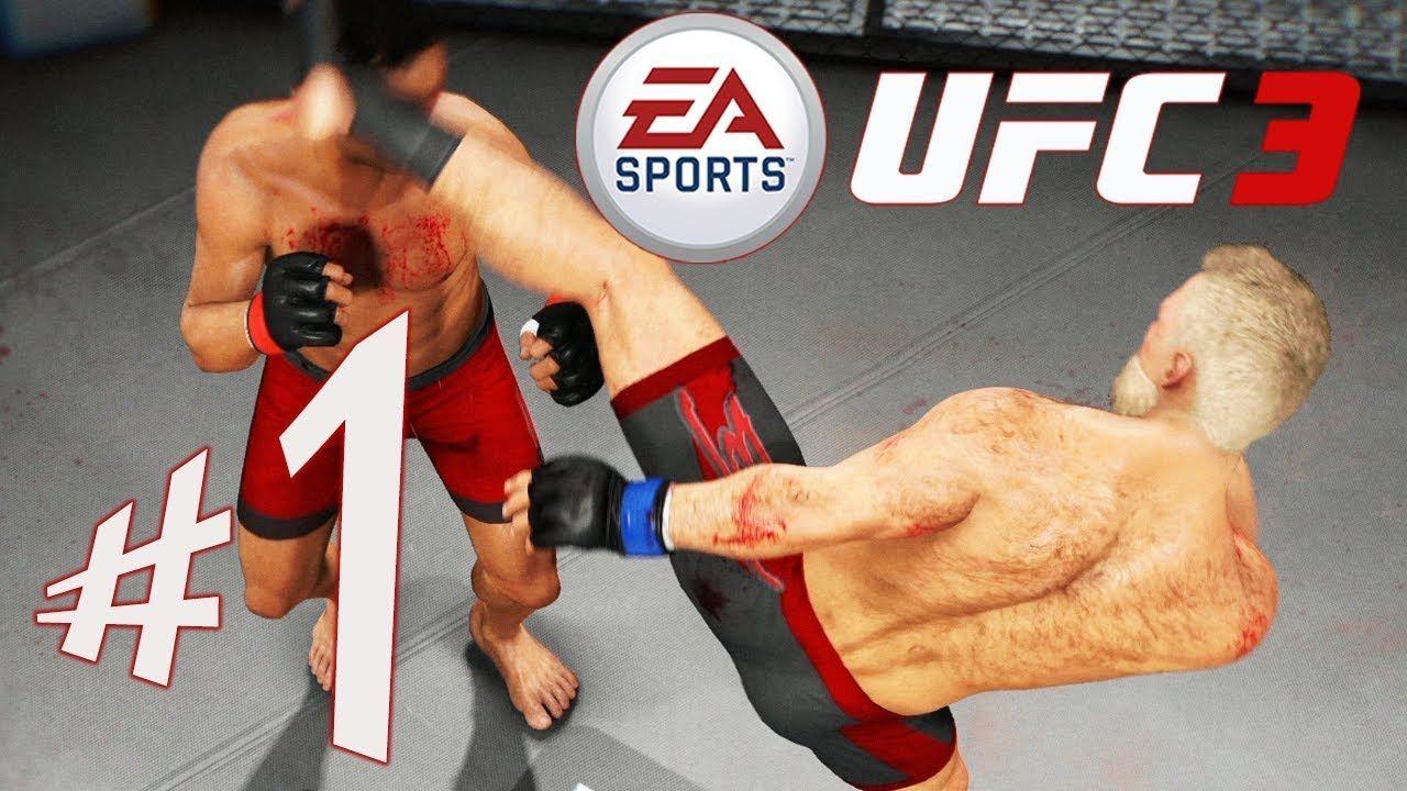EA SPORTS UFC 3 Parte 1 Senhor DaPicanha no WFA
