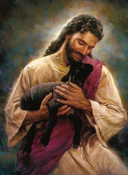 His face is so kind and calm | Pictures of jesus christ, Jesus pictures, Jesus images