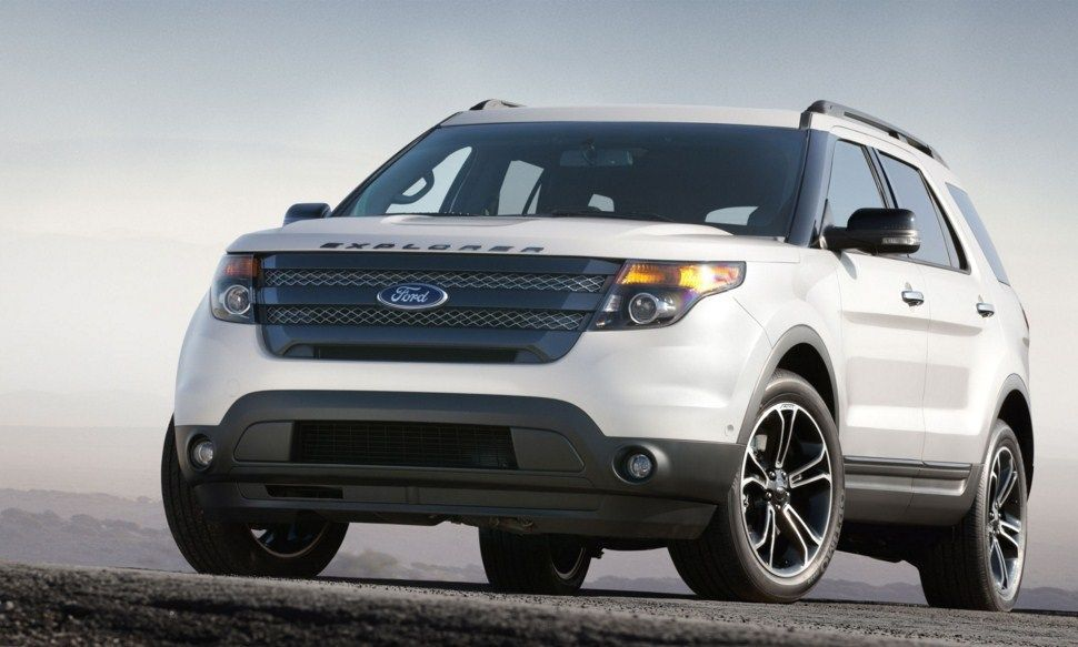 2018 Ford Explorer Sport Rumor and Price The Ford