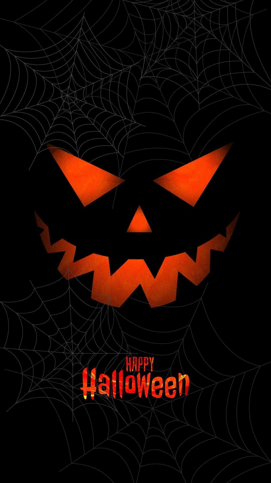 Halloween 4 Image By Jeanne Loves Horror Neon Wallpaper