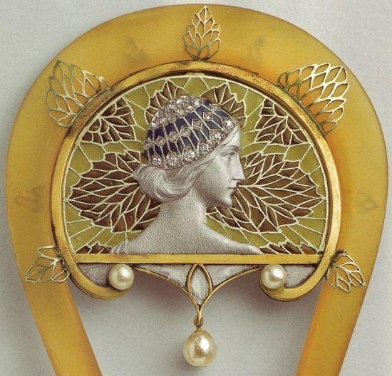 Art Nouveau Jewelry, Masriera