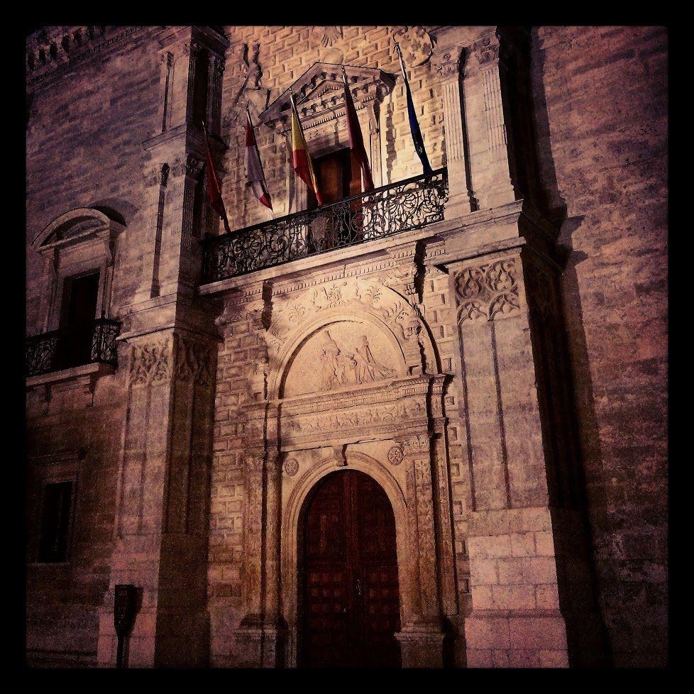 Palacio de Santa Cruz. Valladolid