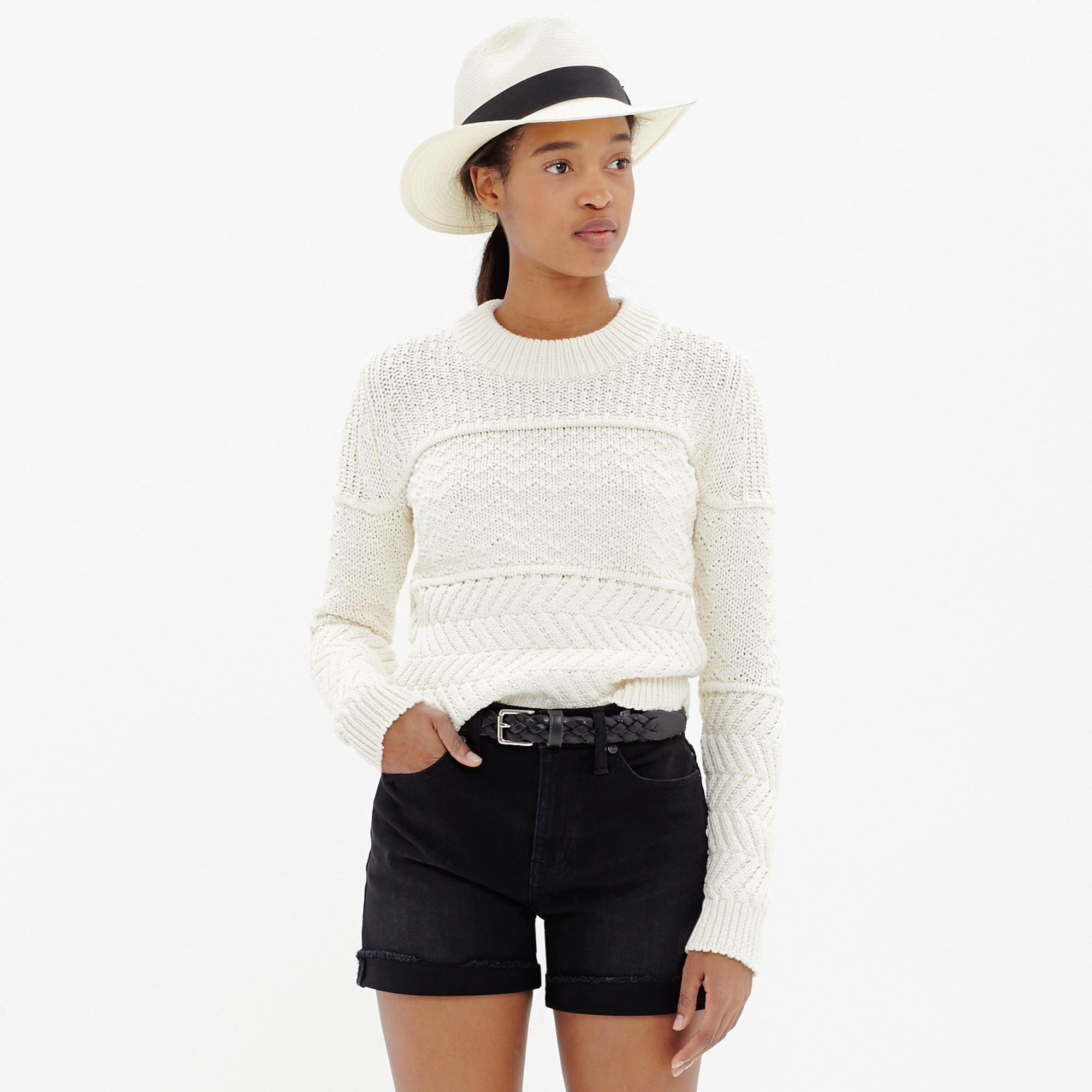 Station Pullover Sweater : pullovers | Madewell