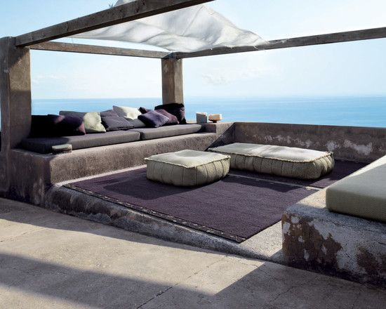 Great Ideas From Meditation Space Design Pictures Remodel Decor And Modern Pergola