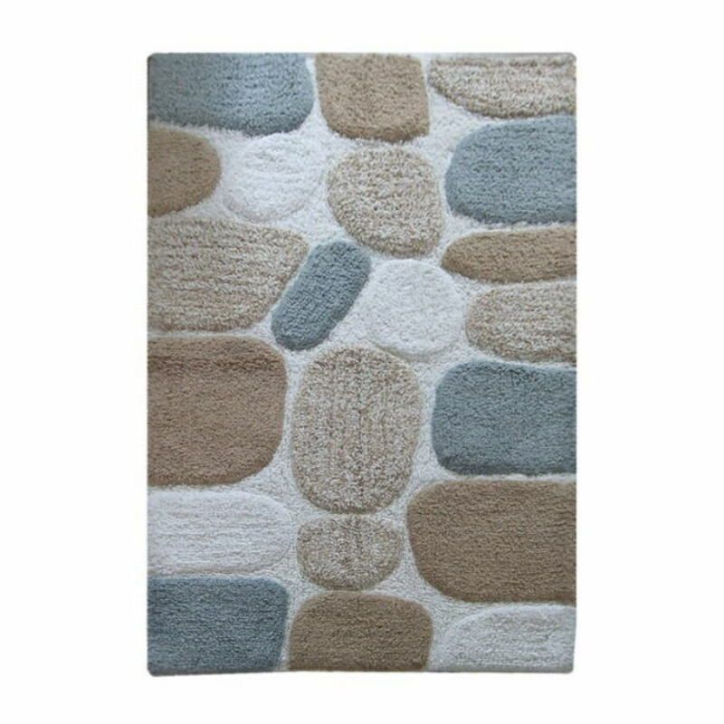 Chb006 2 Pebbles Mat A Plush Pebble Pattern Bath Rug To Add The Feel For Relaxation To Your Bathroom Select From Pattern Bath Rugs Pebble Bath Mat Bath Rug