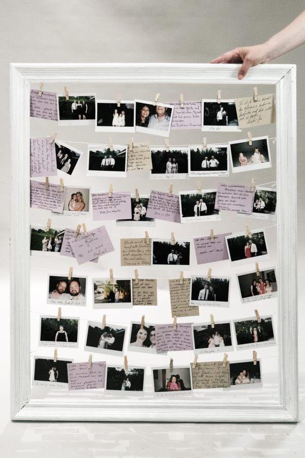 das alternative polaroid g stebuch bild geschenke pinterest g stebuch bilder polaroid und. Black Bedroom Furniture Sets. Home Design Ideas