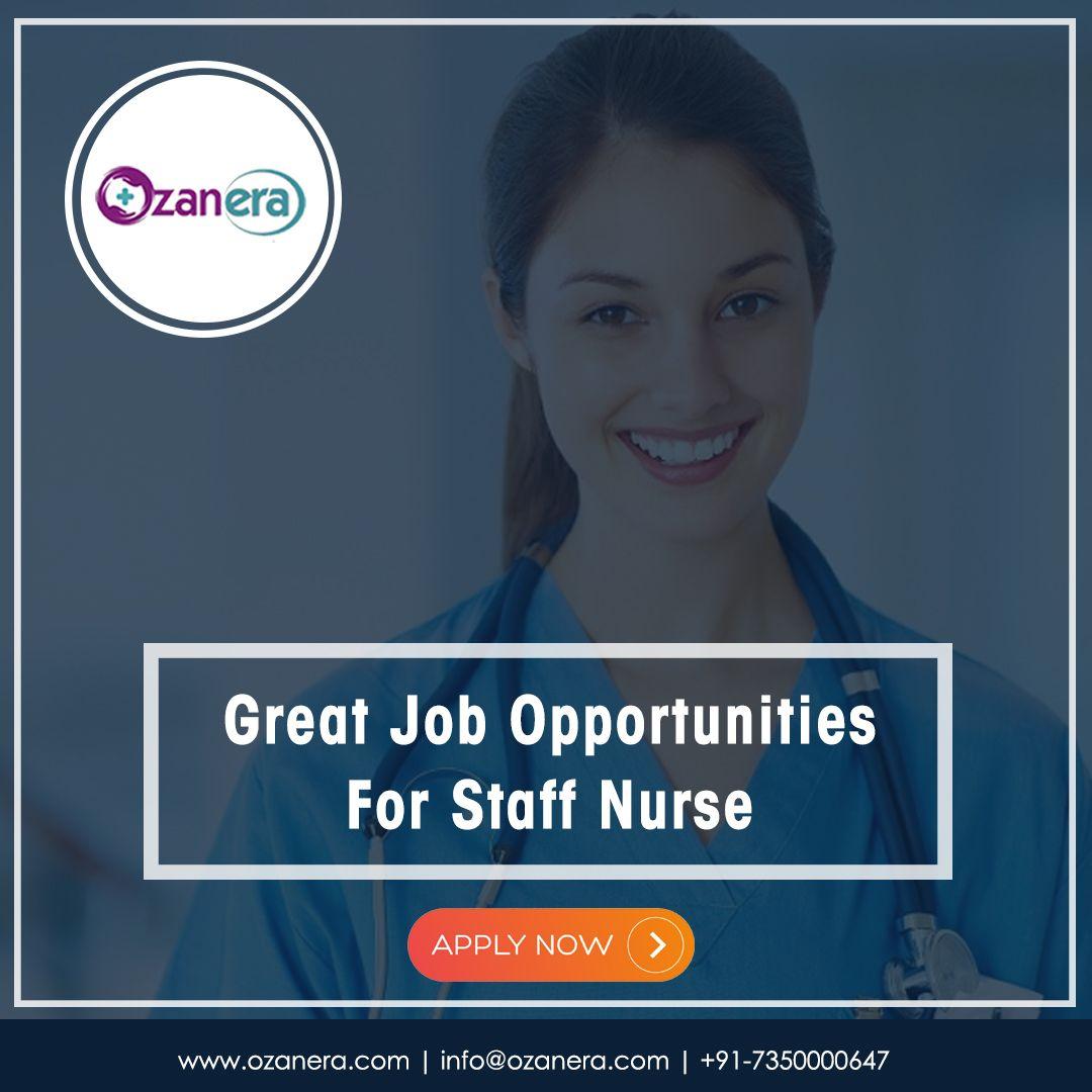 Staff Nurse Vacancy Employment Recruitment Agency