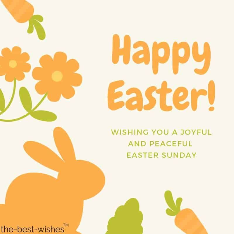 Best easter wishes messages cards quotes and images