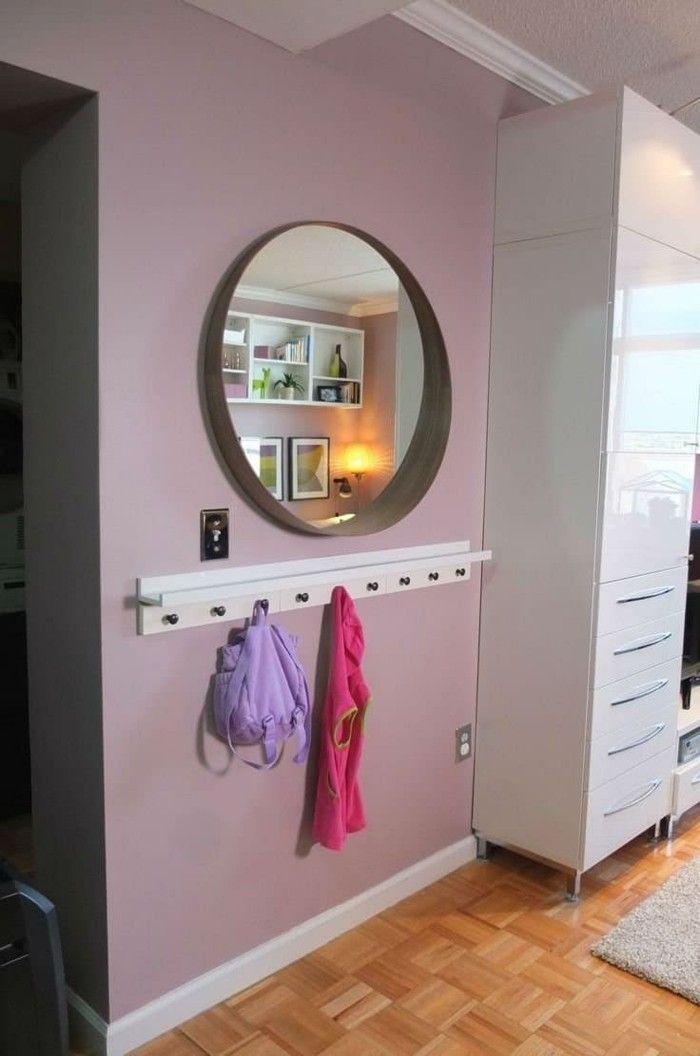 6 geniale IKEA-Regal Hacks, auf die ihr nie von selbst gekommen - flur idee