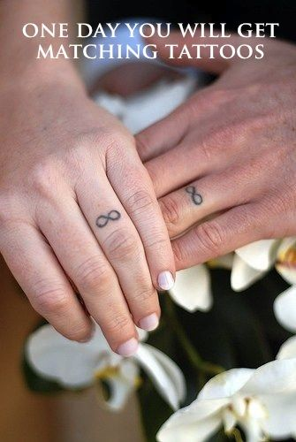 28 Awesome Wedding Band Tattoos Happily Wedding Band