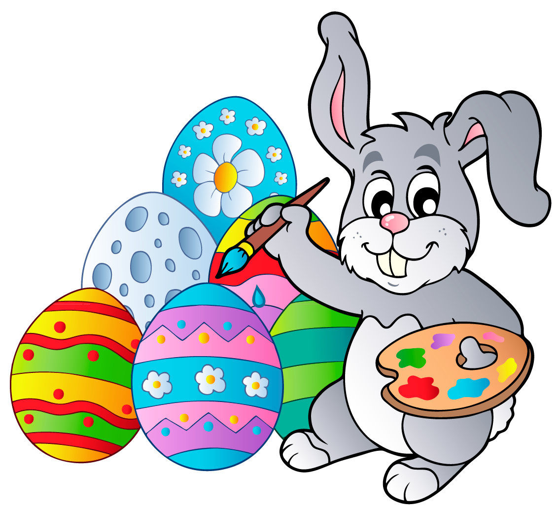 Transparent Easter Bunny With Eggs Png Clipart Picture Easter Bunny Pictures Easter Bunny Images Cute Easter Bunny