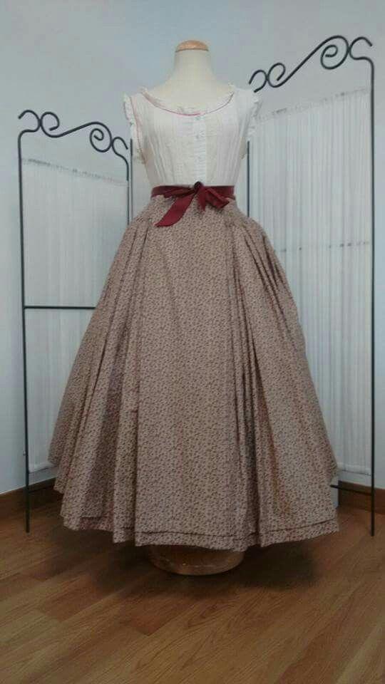 Y Falda Folklore Percal Fashion Pinterest Vestidos Gowns UTqFU