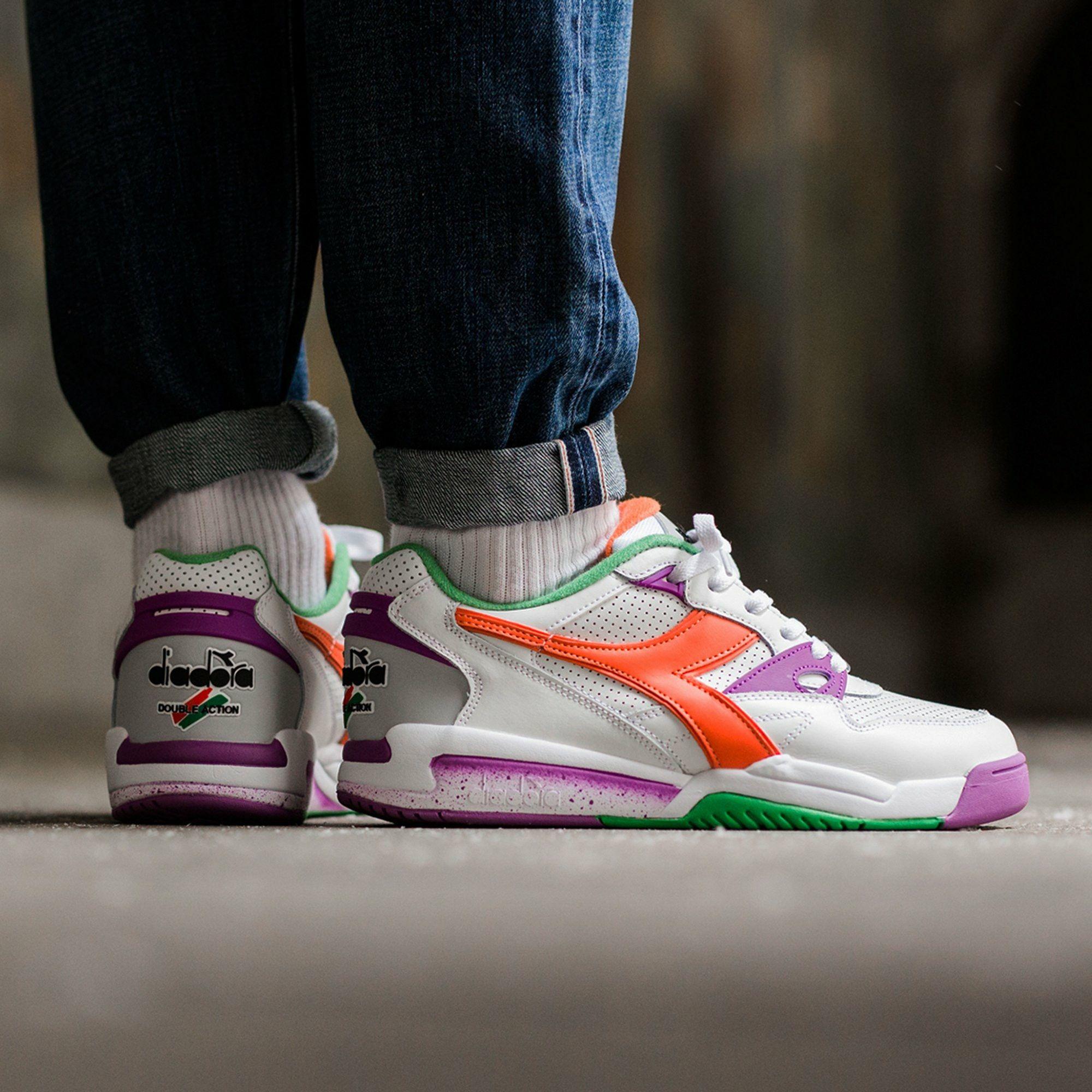 Diadora Rebound Ace | Diadora, Sneakers