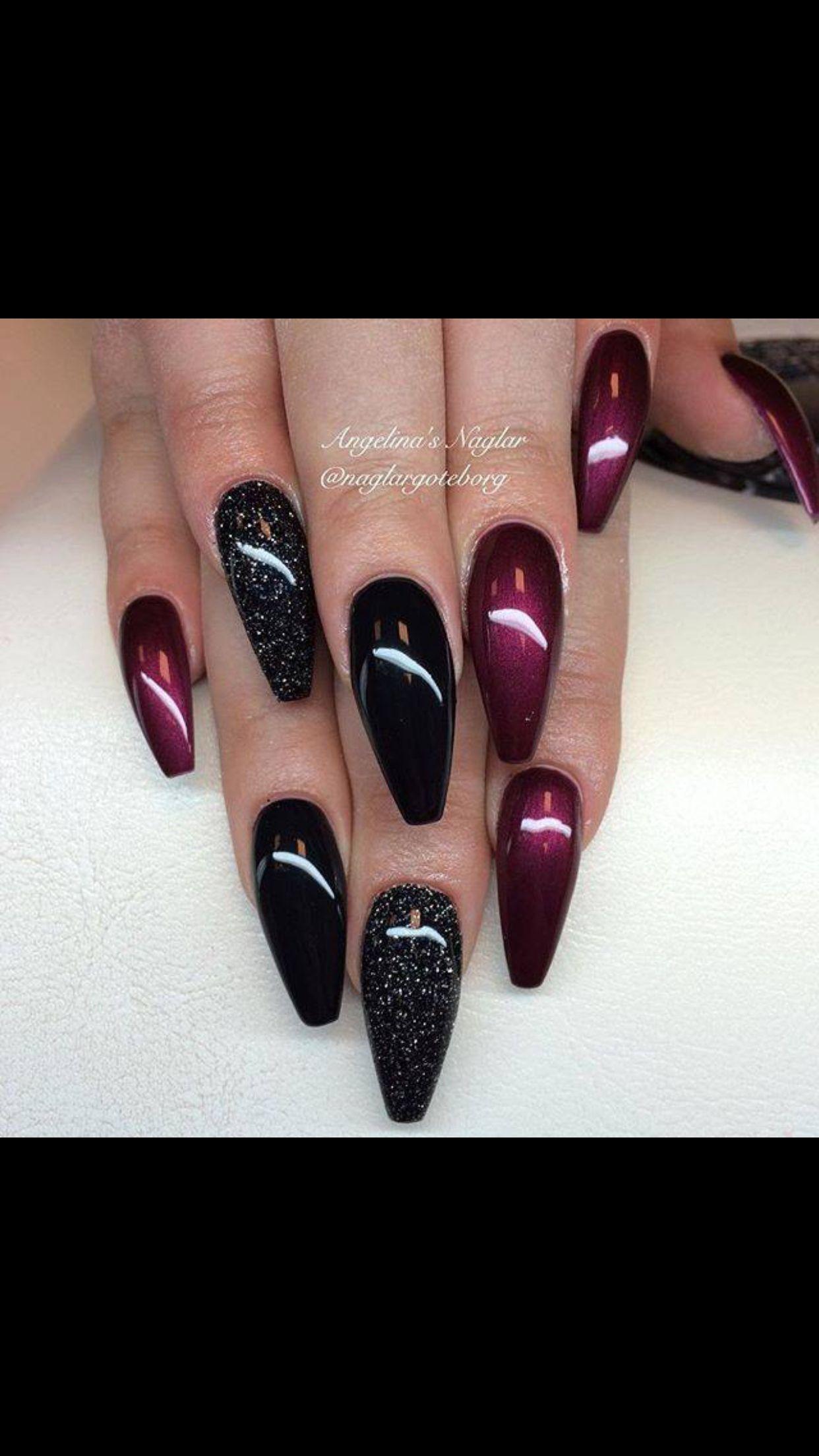 Love these. | Cute nail designs | Pinterest | Nail nail, Make up and ...