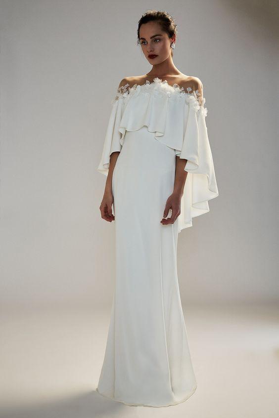 Anspruchsvolle Tadashi Shoji Hochzeit Kleider für die Elegante Braut ...