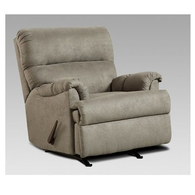 Chelsea Home Lucas 35 Wide Manual Standard Recliner Living room furniture small recliner