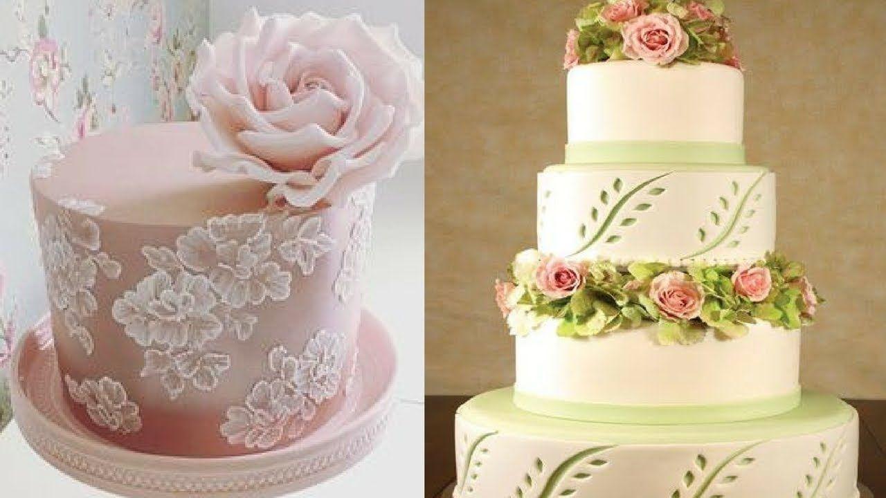 Amazing Cake Decorating Tutorial Compilation Most Satisfying Cake Vide Cake Decorating Tutorials Cake Decorating Cake Videos