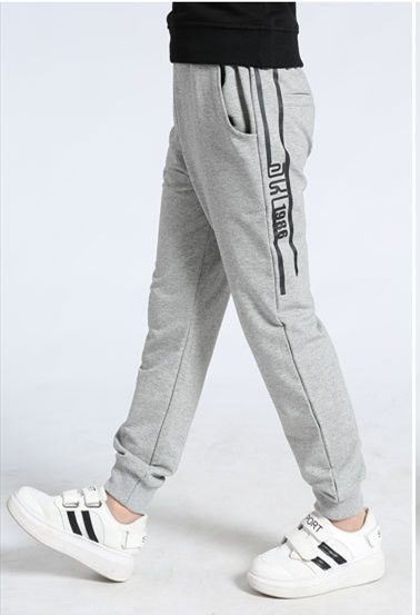 Boys Sports Trousers Sport Pants Mens Joggers Outfit Sports Trousers