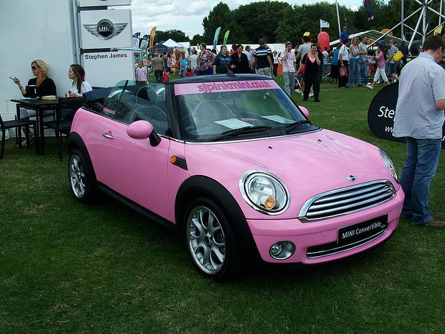 Rosa Pink Mini Maren