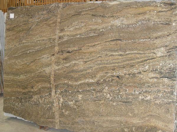 Sand Colored Swirl Granite | Back To Slabco Marble Granite Gallery Sea Sand  Brown Granite Slab