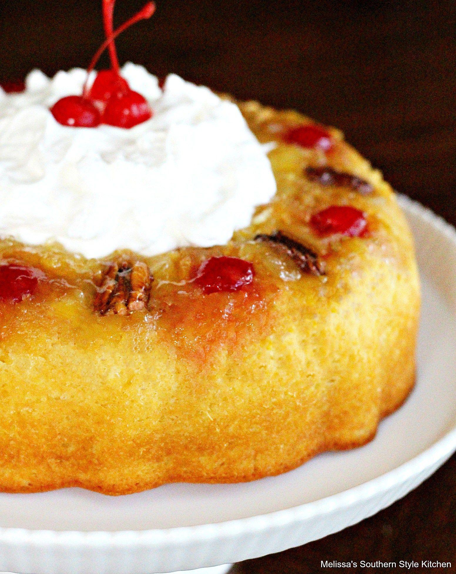 Pineapple upside down bundt cake bundt cake savoury