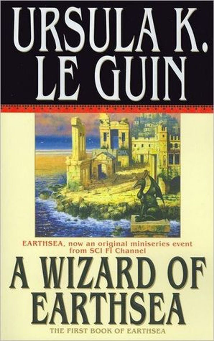 Ursula K. Le Guin - A Wizard of Earthsea