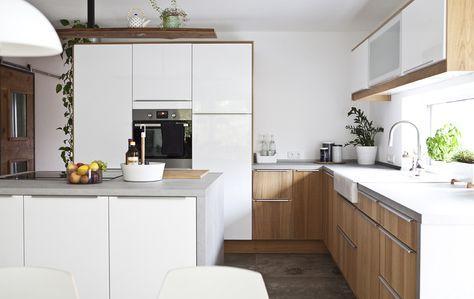 Consejos sobre decoración y organización para la cocina | Cocina ...