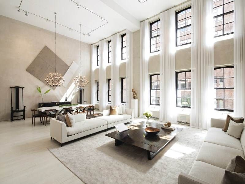 Extraordinary Property Of The Day Distinguished Loft In New York