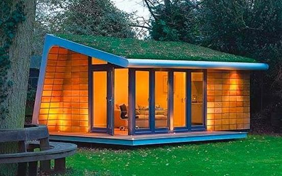 Garden shed ideas choosing suitable garden shed designs for Best garden rooms uk