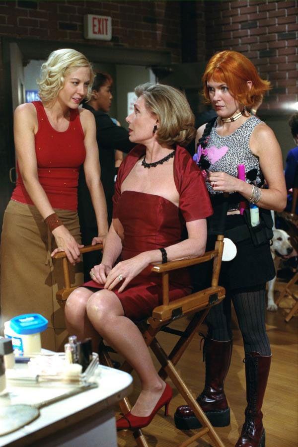Dharma Kitty Jane I Did It For You Kitty Season  Dharma Greg Episode Stills Amusementphile