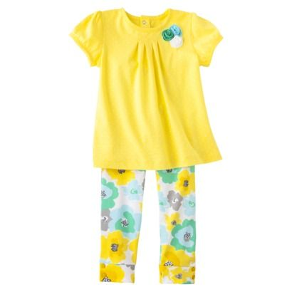 Target Baby Girl Clothes Prepossessing Carters Just One You Infant 2Piece Setfabric Flowers Accessories Decorating Inspiration