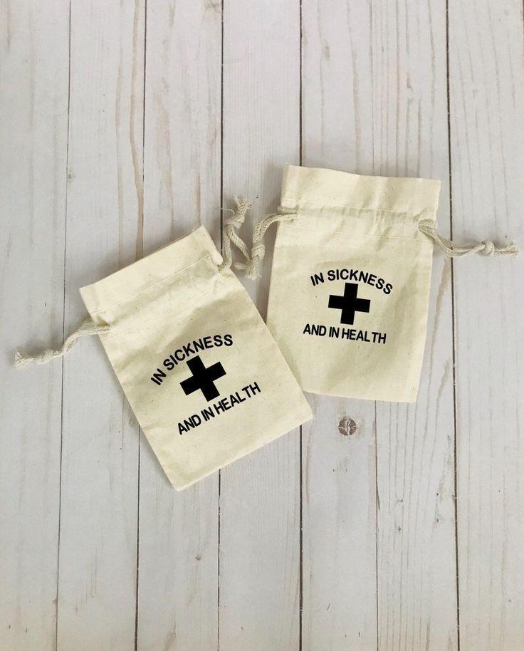 Bachelorette hangover kit bag only bachelorette gift