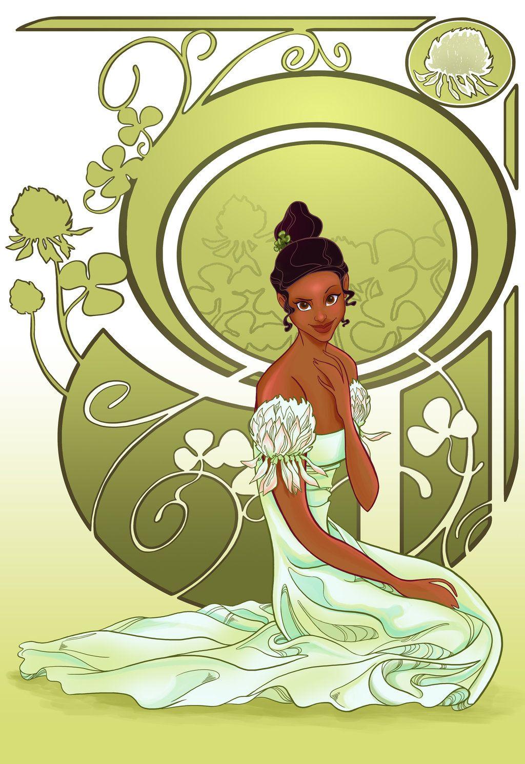 disney nouveau art   Disney Cast: Art Nouveau + Disney - Parte 9
