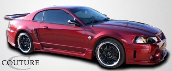 Couture 99 04 Ford Mustang Special Edition Side Skirts Rocker Panels Ford Mustang Mustang Mustang Cars