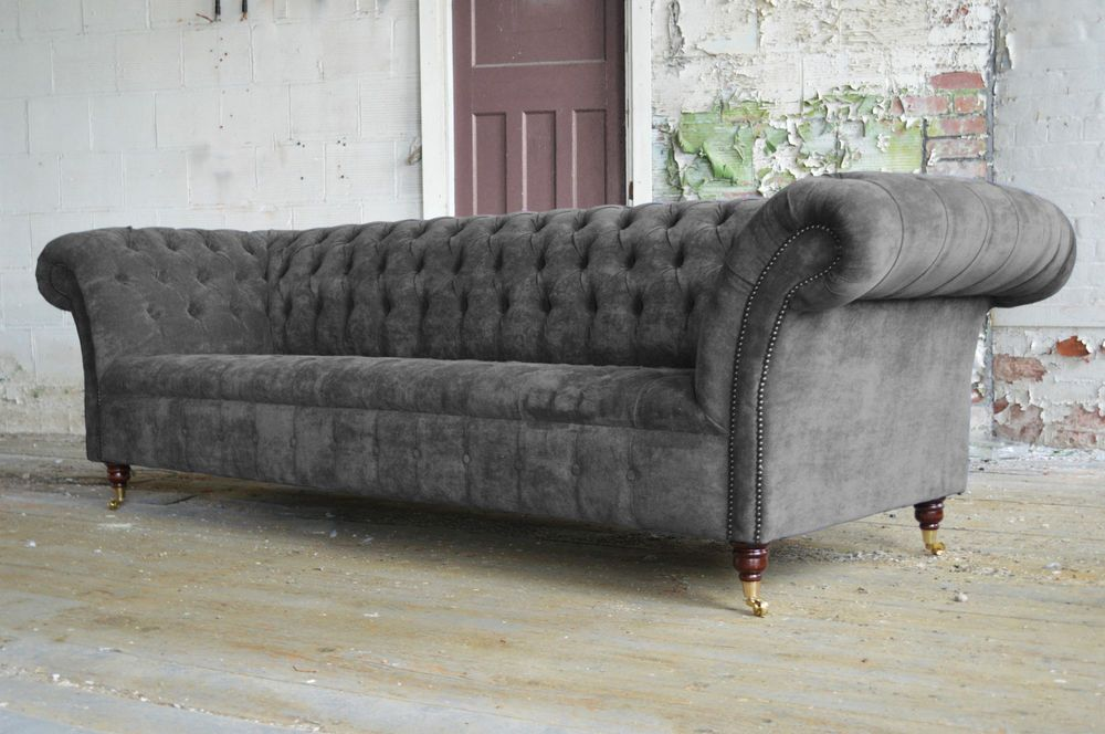 contemporary chesterfield sofas uk modern 3 seater leather chesterfield sofa uk thesofa. Black Bedroom Furniture Sets. Home Design Ideas