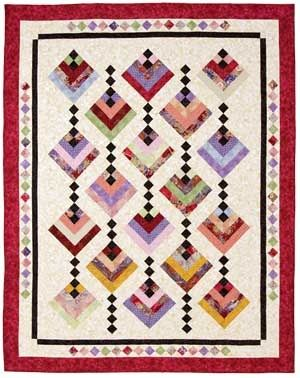 hanging garden quilt design | Hanging Gardens Quilt pattern:  ... : keepsake quilting com - Adamdwight.com