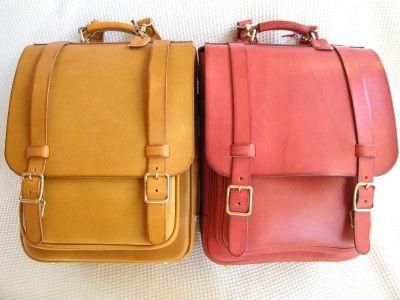Randoseru. Japanese school bags. (I would die if I had one of these)