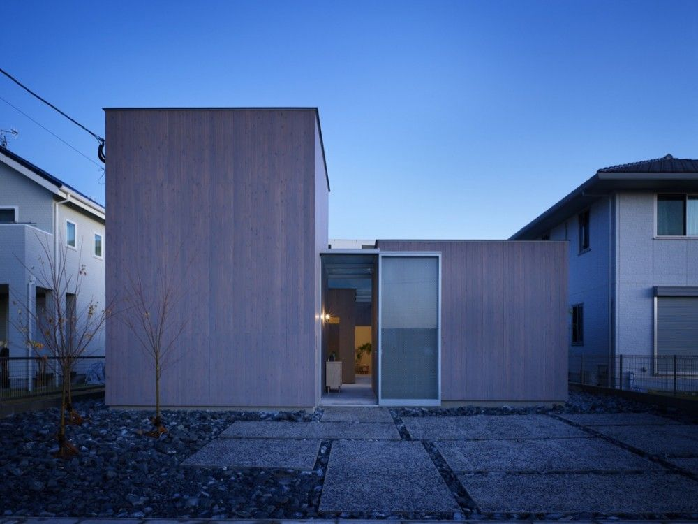 Suppose Design Office 『地御前の家』  Http://www.kenchikukenken.co.jp/works/1042811417/2953/ | Architecture |  Pinterest | Architecture