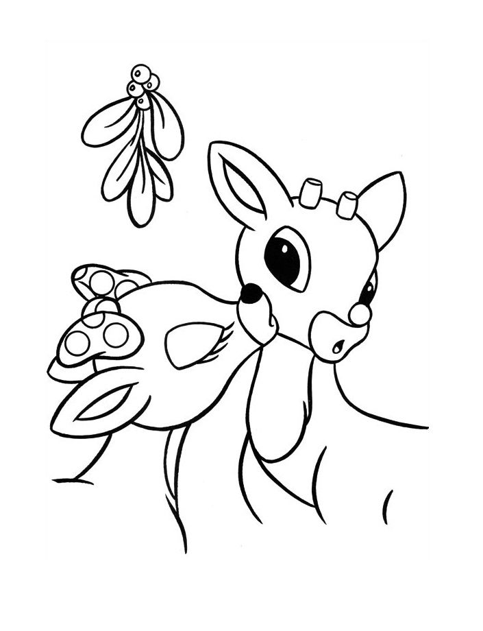 Free Printable Rudolph Coloring Pages For Kids Rudolph Coloring Pages Coloring Pages Christmas Coloring Sheets